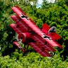 Rasterize Skins for the FT MM DR1 Triplane Red Baron 425-17